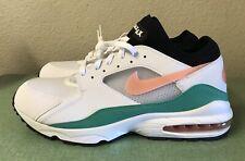 Nike Air Max 93 Watermelon White Crimson Bliss Mens Sz 14 Running Shoes 1 90 95