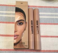 NIB KKW Beauty Kim Kardashian Crème Contour & Highlight Set in FAIR Authentic