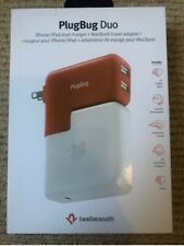 iPhone/iPad dual charger + Macbook travel adapter Plug Bug Duo by Twelve South