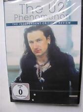 U2  - The Phenomenen  DVD 2003 set NEW