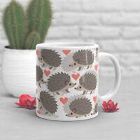 Hedgehog Coffee Mug, Pet Hedgehog Lover, Cute, Gift For Her, Him, Birthday, Cup