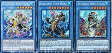 Yugioh Gishki Tournament Deck - Levianima - Gishki Abyss - Aquamirror - 40 Cards