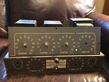 Vintage 1950s Stromberg Carlson Model 21 2-Channel Tube Amplifier Ultra Rare!
