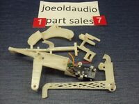 Radio Shack/Realistic LAB 89 Turntable Chassis Parts White. Parting Out Lab 89.
