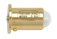 Heine XHL Xenon Halogen bulb 2.5v for hand-held slit LAMP x-001.88.098