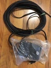 Malibu ML44P 44W Low Voltage Transformer w/ 50ft Wire - New