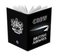 British Airways CREW Passport Cover
