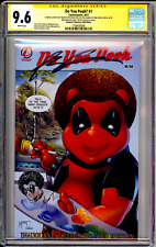 Do You Pooh #1 (Collectors Club Variant) CGC SS 9.6 Signed & Sketched by Marat!