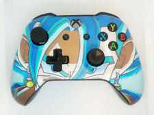 Custom Xbox One Controller 'Dragonball Super - Goku Blue' (Matte Finish)