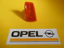 ORIGINAL Opel Intermitente amarillo derecho para todos Kadett E excepto CD,GSi y