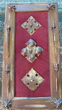 16th Century Midevil Iron Hardware From Italian Castle Doors Wm R Hearst