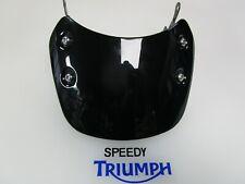 TRIUMPH BONNEVILLE T120 T100 SHORT SUMMER SCREEN JET BLACK A9708381 PG