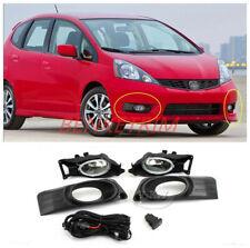 FIT for 2012-2013 Honda Fit Sport Bumper light Front fog lights Assembly