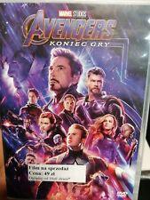 AVENGERS : KONIEC GRY DVD SKLEP VIDEOTEKA
