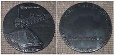 Medaille Verband Dt. Eisenbahner-Sportvereine Bezirk München / Triebwagen ET 403