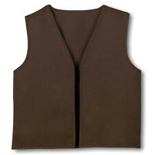 The Official Girl Scout of America Brownie Vest New Small