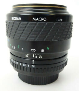 Pentax SIGMA Macro 90mm f2.8 1003547 Multi Coated M42 Icarex mount  jd090