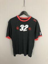 CHAMPION NBA SHAQ T-Shirt - Large - Black - Good Condition - Men's