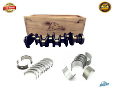 MINI 2.0 BMW N47 CRANKSHAFT + MAIN & CON ROD BIG END BEARINGS SET STD - NEW!