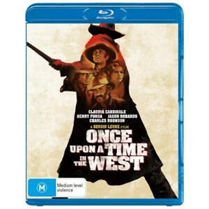 Once Upon A Time In The West (Blu-ray)