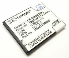 3.7V Battery for Samsung SGH-i8510 AB474350BA, AB474350BABSTD, AB474350BC, AB474