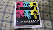 Super Junior M - The Second Mini Album Repackaged - Sealed - K-POP