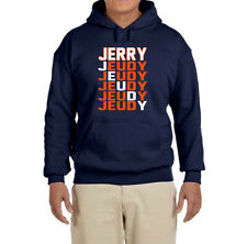 Denver Broncos Jerry Jeudy Text Hooded Sweatshirt