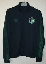 Umbro New York Cosmos Full Zip Jacket Top Size M