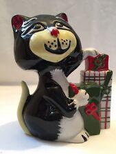Très rare Lorna Bailey modèle d'un chat avec colis-Ltd Edition 3/3 (ref P218)