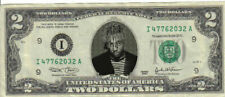 Juice WRLD $2 Dollar bill Mint real