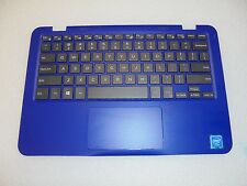 Dell Inspiron 11-3162 Laptop Palmrest Touchpad with Keyboard Blue-NIE05- DRTK1