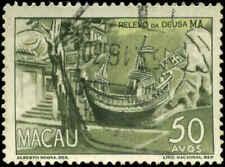 Macao Scott #347 Used