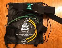 EZ Run Belt for Pose Running Easy Run Barefoot Running