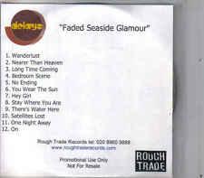 Delays-Faded Seaside Glamour Promo cd album