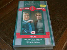 THE SWEENEY VHS VIDEO TAPE RINGER FIRST EPISODE