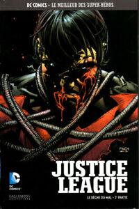 DC COMICS - JUSTICE LEAGUE, MEILLEUR DES SUPER HEROS > TOME 91 / EAGLEMOSS