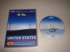 ✈️ FSX ORBX FTX USA CENTRAL ROCKIES 1.0 ~ FLIGHT SIMULATOR X FSX ADD-ON