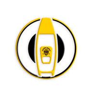 PROTECCI/ÓN DE Tapa DE Combustible Scrambler GP-545 M Red