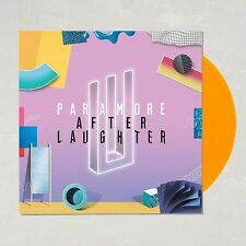 Paramore After Laughter ORANGE & WHITE Vinyl LP - NEW!