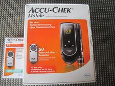 1 x Accu-Chek Mobile Blutzuckermesssystem in mmol/L Attraktives Design gebraucht