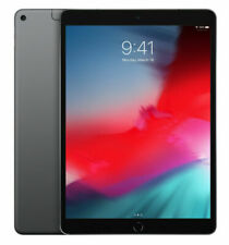 Apple iPad Air (3. Generation) 256GB, WLAN + 4G (Ohne Simlock), 26,67 cm (10,5 Zoll) - Space Grau