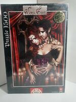 The Lovers 1500 Piece Jigsaw Puzzle 14149 Victoria Frances Passion  NEW Sealed