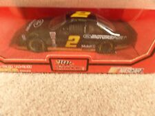 1994 Racing Champions 1:24 Diecast NASCAR Rusty Wallace Ford Thunderbird Black b