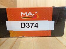 Ceramic Disc Brake Pads D374 Max Advanced 4 Pieces in Box 2nd Generation Formula