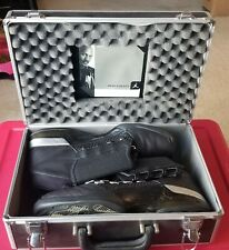 2002 Nike Air Jordan XVII 17 BLACK METALLIC SILVER GREY 302720-041 12