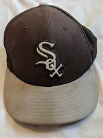 #47 game used Chicago White Sox bp New Era 59/fifty hat MLB Authenticated