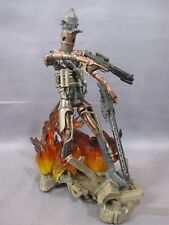 "Star Wars Unleashed ""IG-88"" Bounty Hunter Complete 6 inch Figurine 2004"