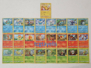 Pokemon Cards McDonalds 25th Anniversary - HOLOS & NON HOLOS - Pick From List