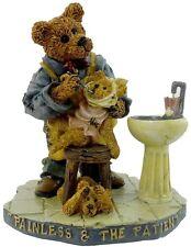 Boyd's Bears - Feldman D. Finklebearg & Dooley - Dentist Painless 1998 Figurine