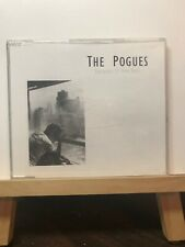 Fairytale Of New York by The Pogues (CD Single 1991 Pogue Mahone) Europe Import